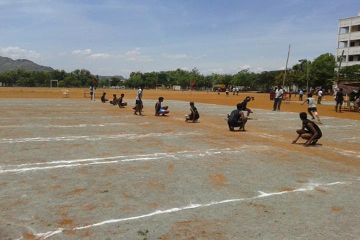 Pandugudi Sri Lakshmi Narayana Vidyalaya-Play Ground