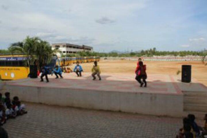 Pannai Public School-Play Ground