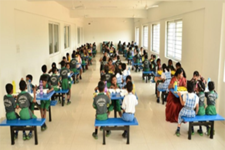 Parvathys Anugrahaa International School-Dining Area