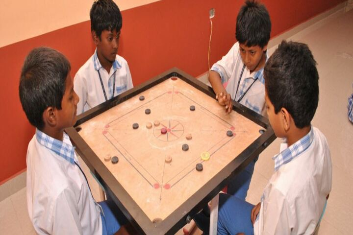 Parvathys Anugrahaa International School-Indoor Games