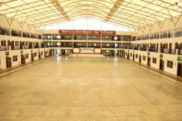 Parvathys Anugrahaa International School-Play Ground