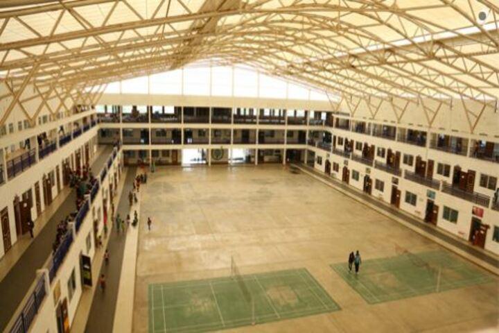 Parvathys Anugrahaa International School-School View