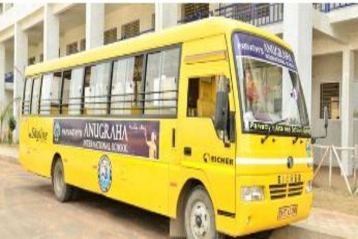 Parvathys Anugrahaa International School-Transport