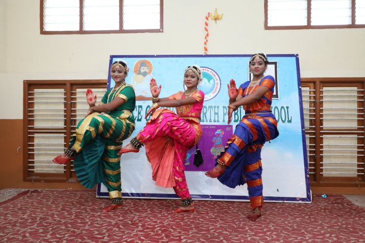Peace On Green Earth Public School-Culturals