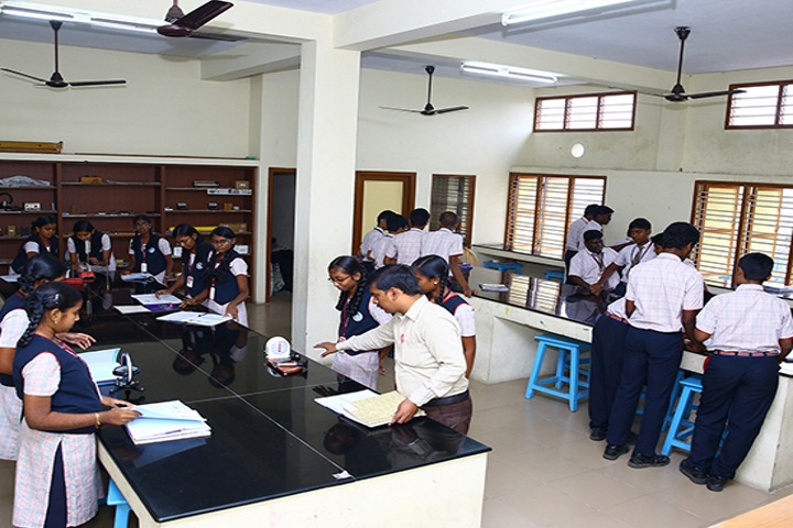 Peace On Green Earth Public School-Physics Lab