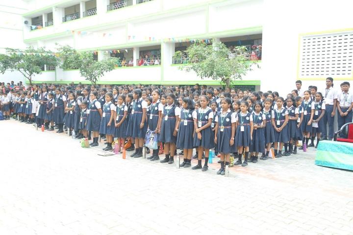 Peace On Green Earth Public School-Prayer