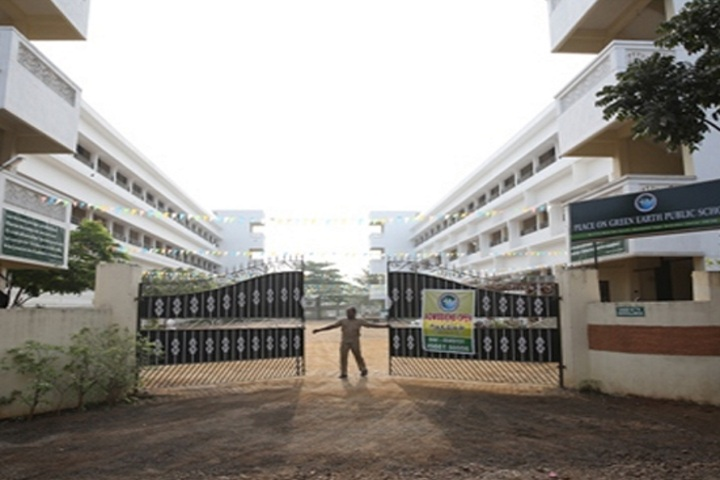 Peace On Green Earth Public School-School Outlook