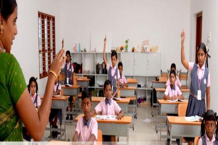 Pearls Public School-Classrooms