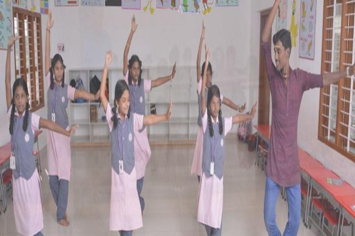 Pearls Public School-Dance Room