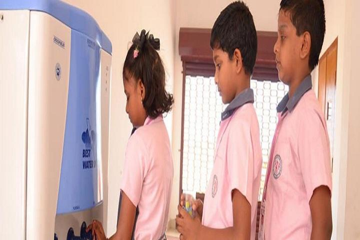 Pearls Public School-Drinking Water