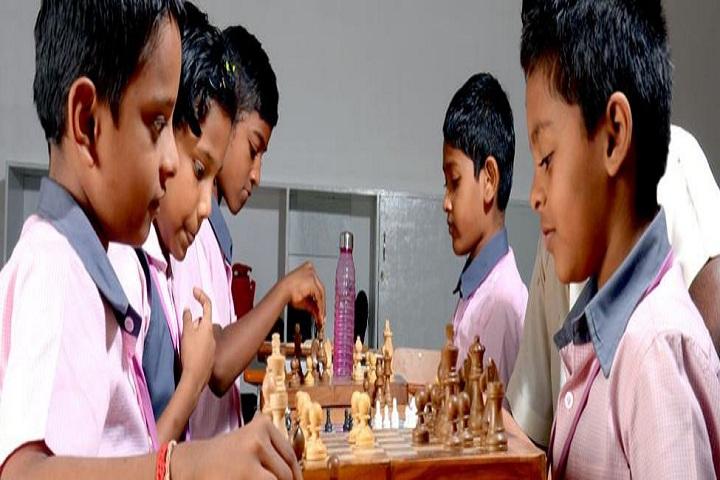 Pearls Public School-Indoor Games