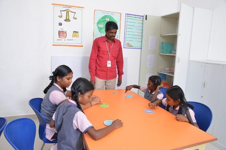 Pearls Public School-Math Lab