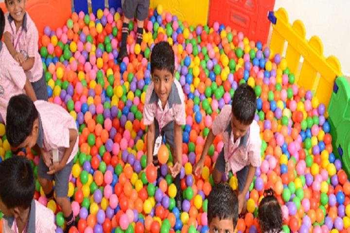 Pearls Public School-Play Area