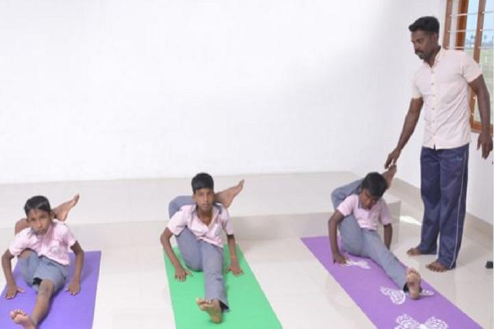 Pearls Public School-Yoga