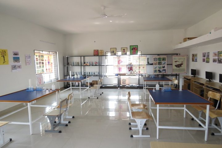 Pem School Of Excellence-Chemistry Lab