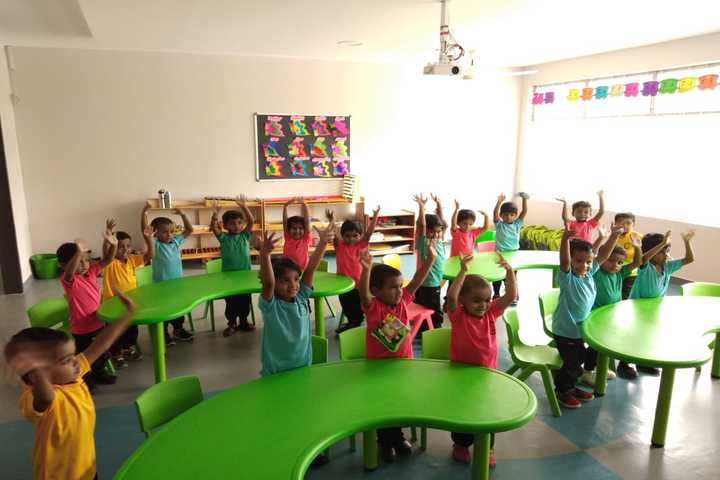 Pem School Of Excellence-Pre Primary Classrooms