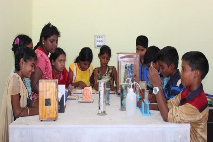 Pioneer Public School-Biology Lab