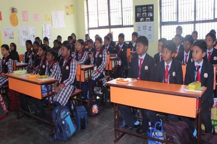 Pioneer Public School-Classrooms
