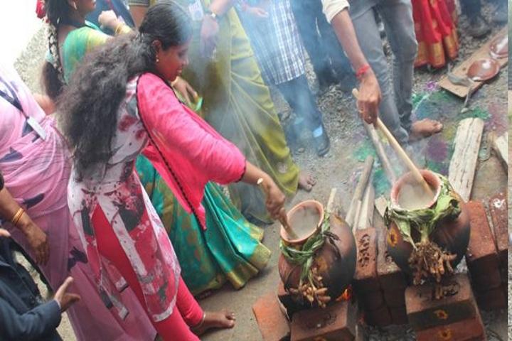 Pioneer Public School-Pongal Celebrations
