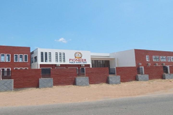 Pioneer Public School-School View