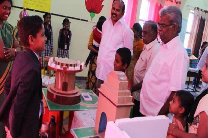 Pioneer Public School-Science Exhibition