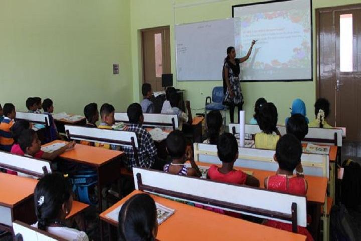 Pioneer Public School-Smart Classrooms