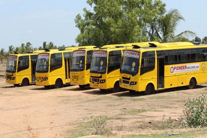 Pioneer Public School-Transport