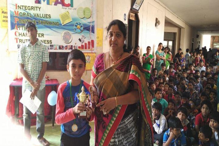 Boon School-Prize Distribution