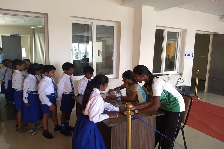 Point Calimere International School-Elections