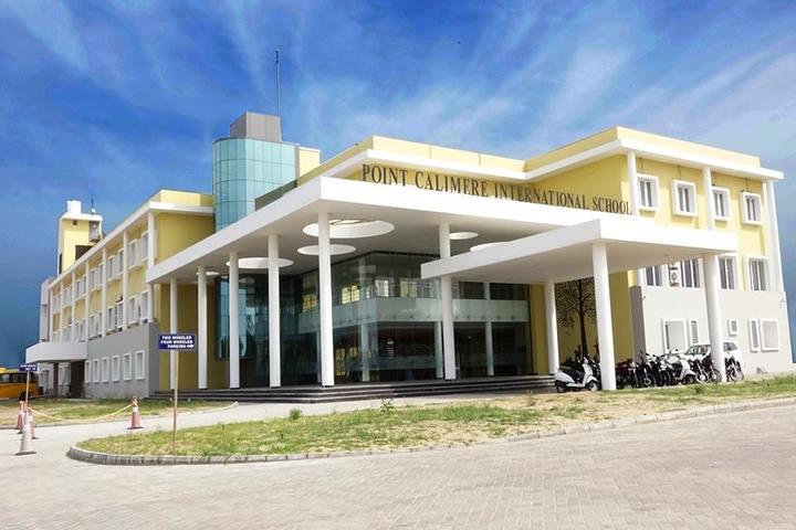 Point Calimere International School-School View