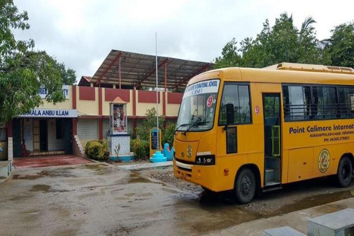 Point Calimere International School-Transport