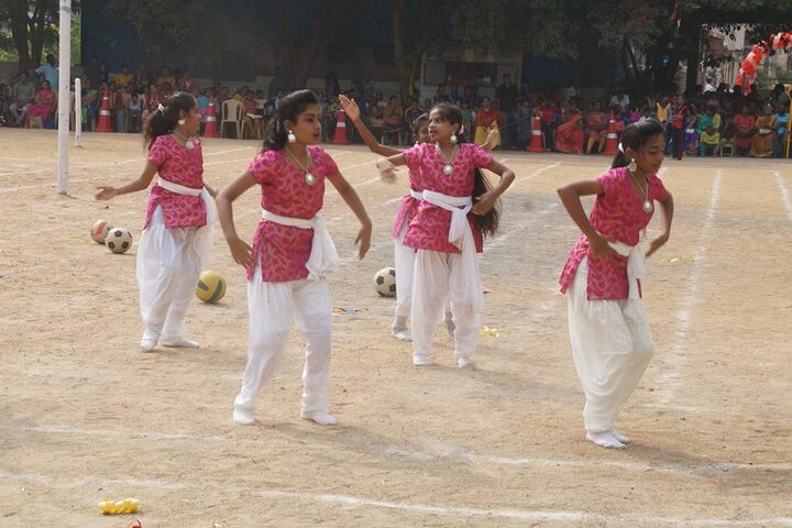 Pon Vidyashram-Dance