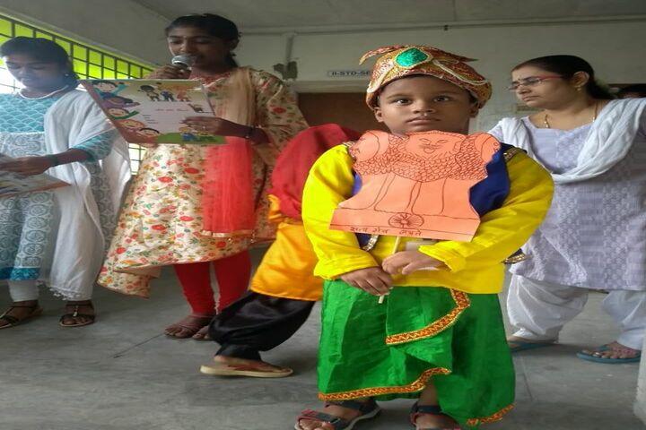Pon Vidyashram-Fancy Dress