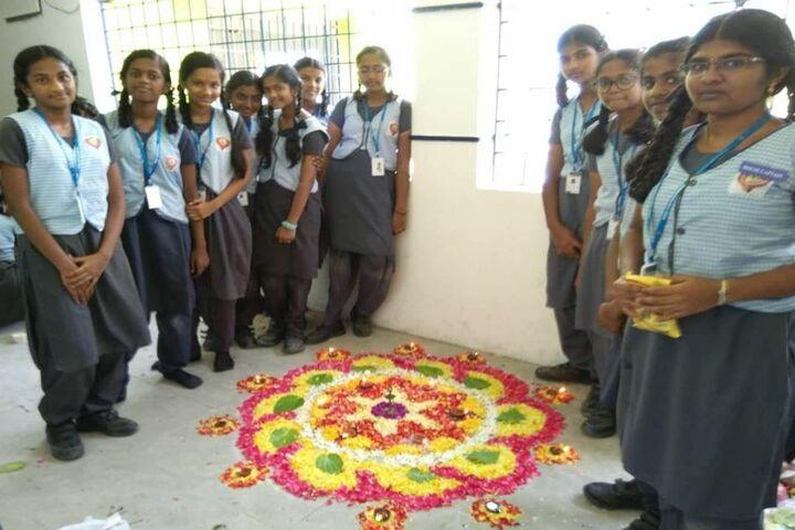 Pon Vidyashram-Festival Celebrations
