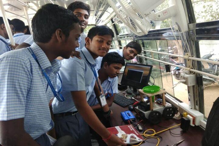 Pon Vidyashram-Science Fair