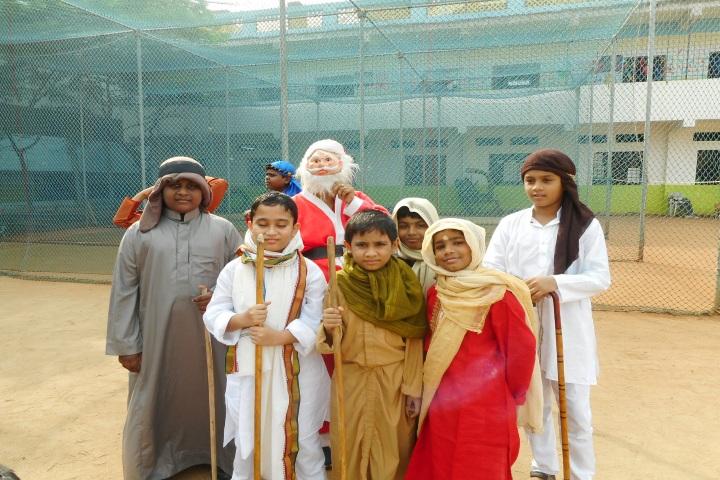 Pon Vidyashram-Christmas Day Celebrations