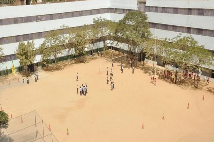 Pon Vidyashram-The School