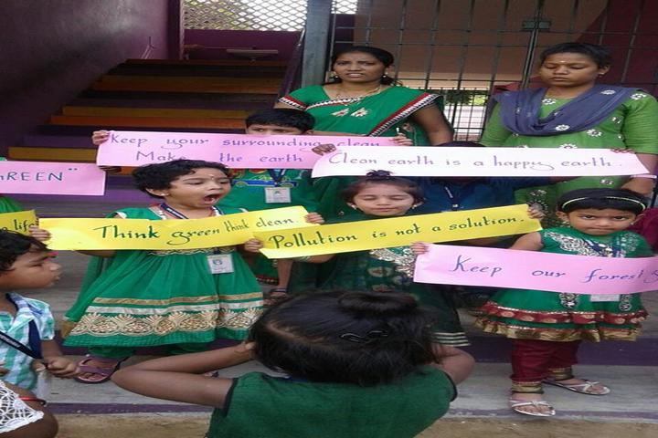 Pon Vidyashram-Earth Day