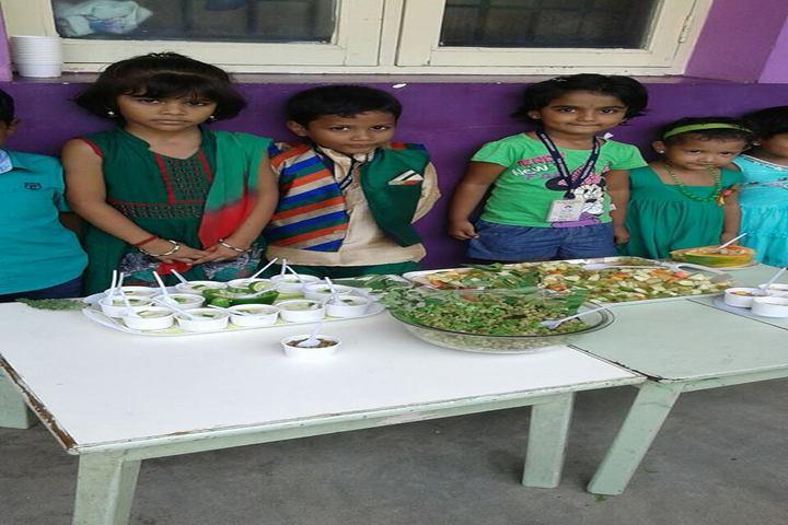 Pon Vidyashram-Food Festival