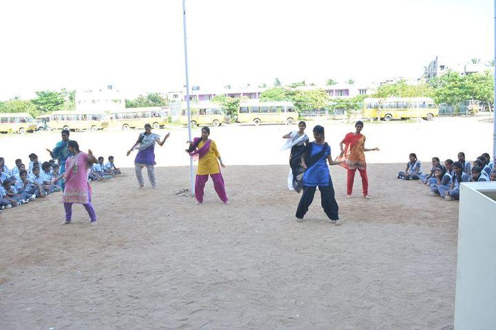 Pon Vidyashram-PlayGround