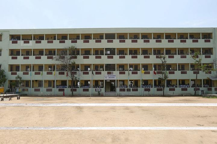 Pon Vidyashram-School View