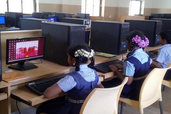 Ponnaiyah Ramajayam Public School- Computer Lab