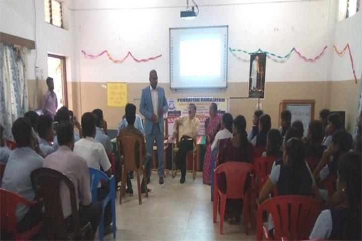Ponnaiyah Ramajayam Public School-Event