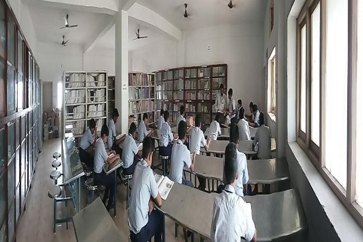 Ponnaiyah Ramajayam Public School-Library