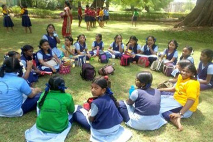 Ponnaiyah Ramajayam Public School-Tour