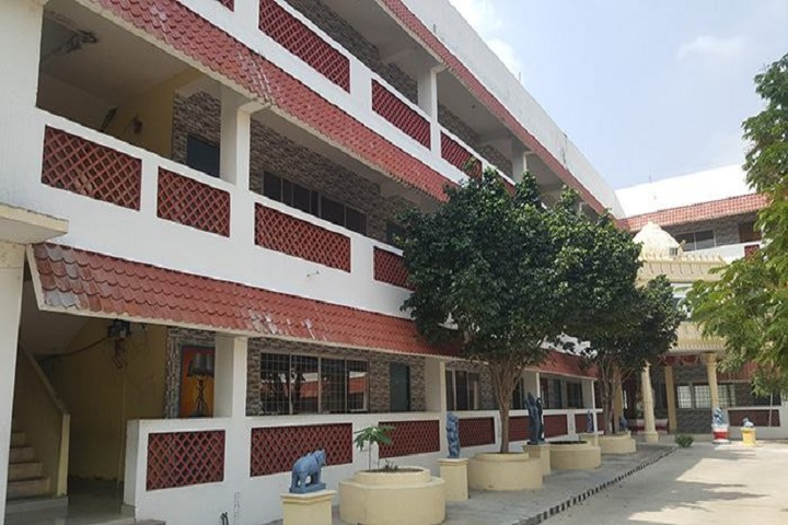 Prashanti Gurukulam-School Building