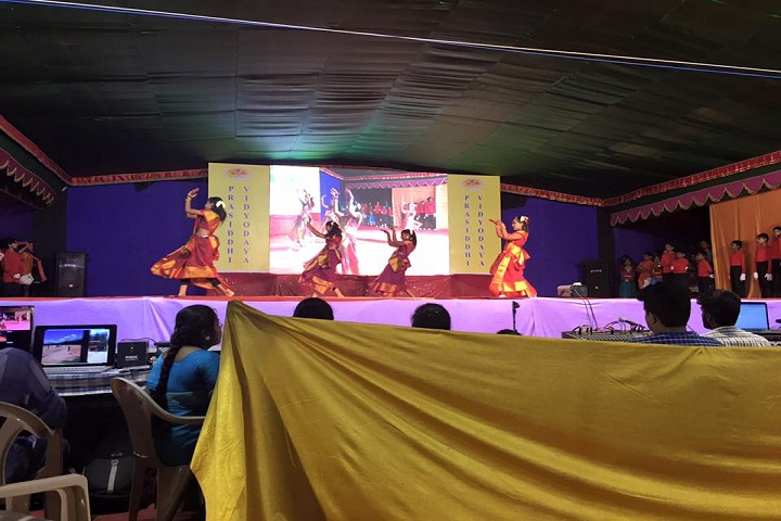 Prasiddhi Vidyodaya-Dance