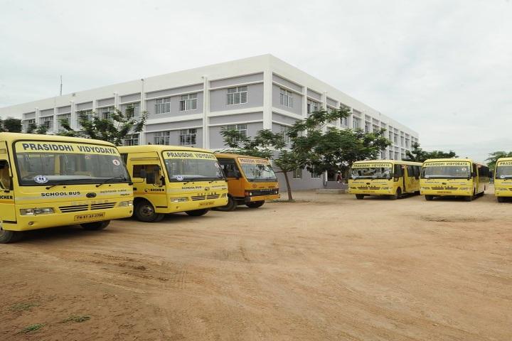 Prasiddhi Vidyodaya-Transport