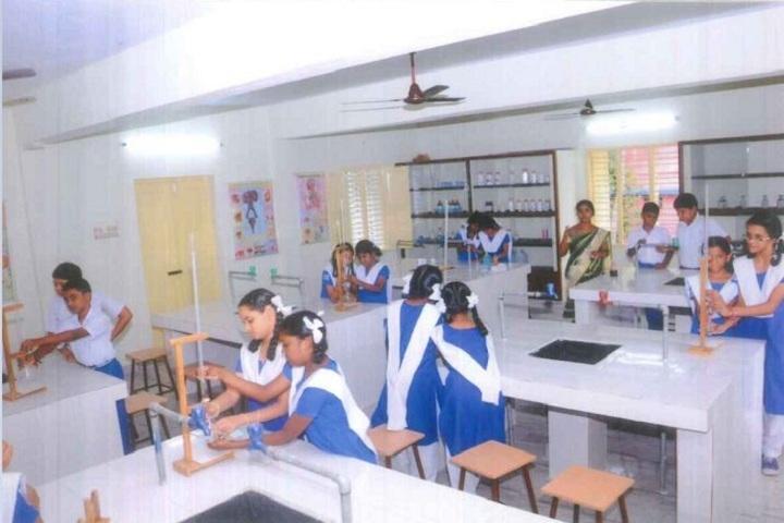 Prince Srivari Vidyalaya-Chemistry Lab