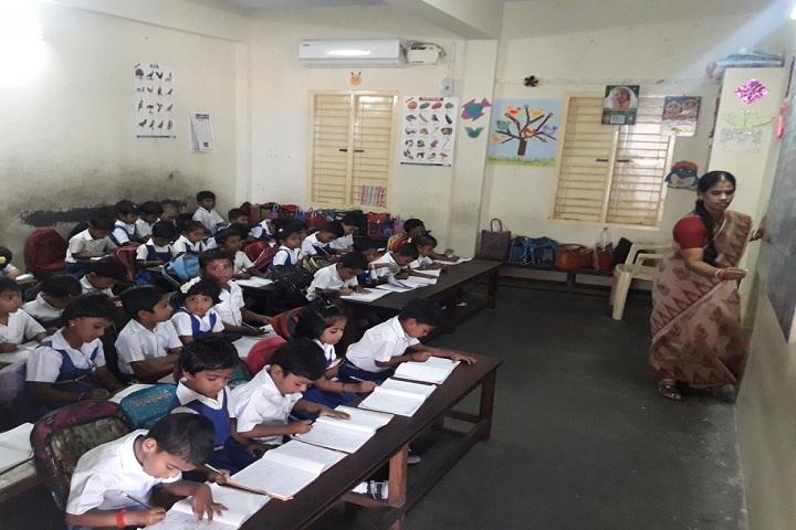 Prince Srivari Vidyalaya-Classrooms